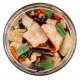 Салат с маринованным кольмаром 200г
