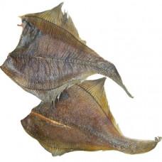 Камбала вяленая с икрой на вес